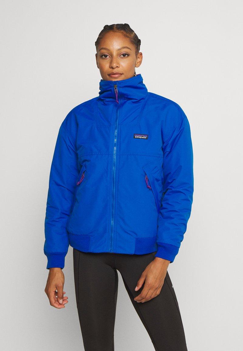 Patagonia - SHELLED SYNCHILLA® - Outdoorjacke - alpine blue