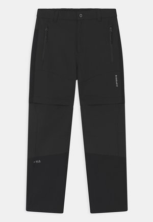 KAYES UNISEX - Outdoor trousers - anthracite