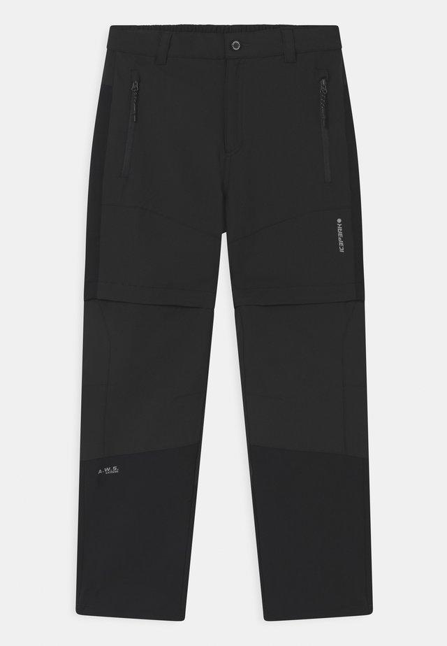 KAYES UNISEX - Pantaloni outdoor - anthracite
