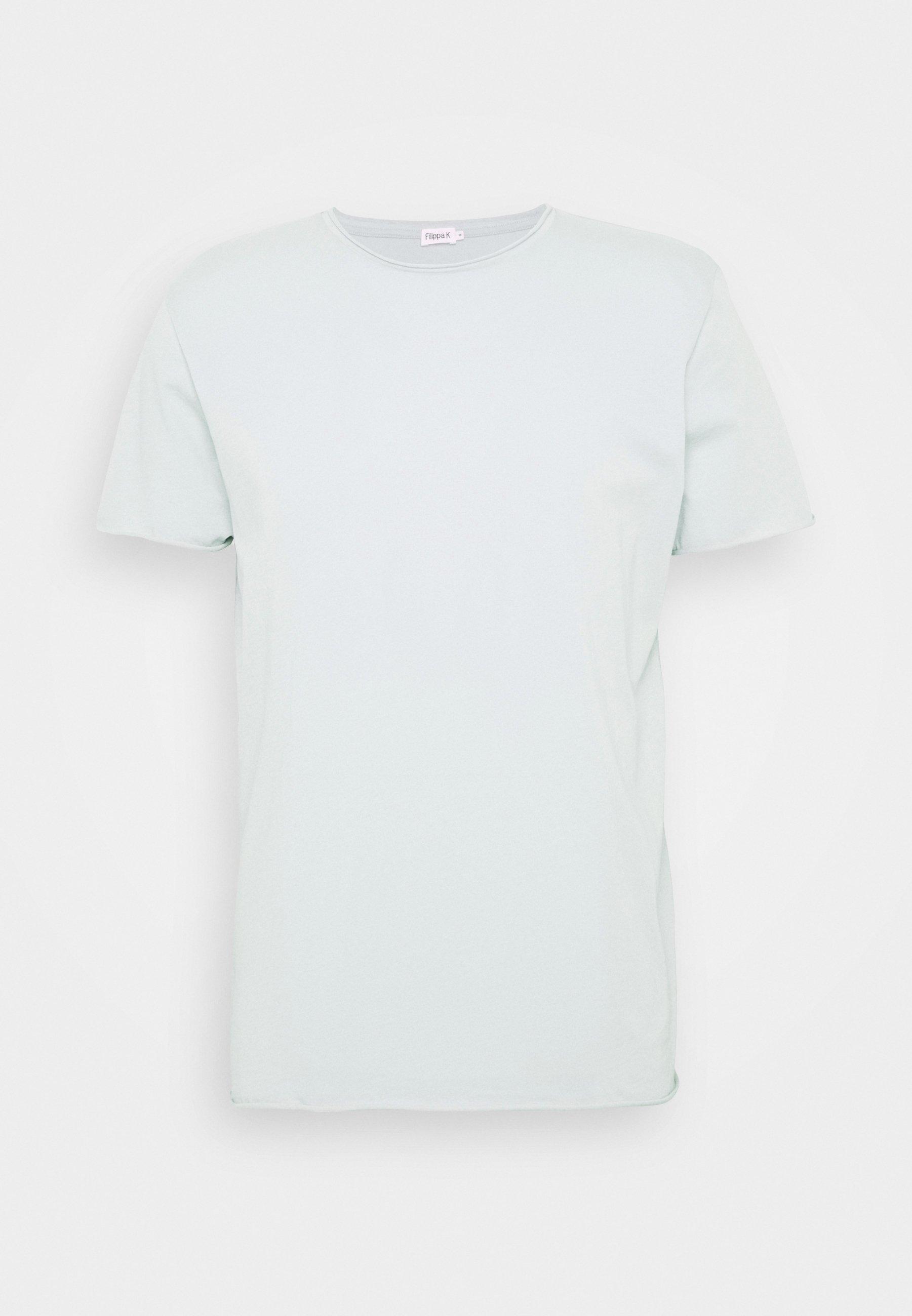 Filippa K T-shirt Basic - Deepwater