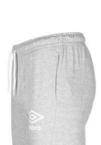 Umbro - Tracksuit bottoms - grey marl - 2