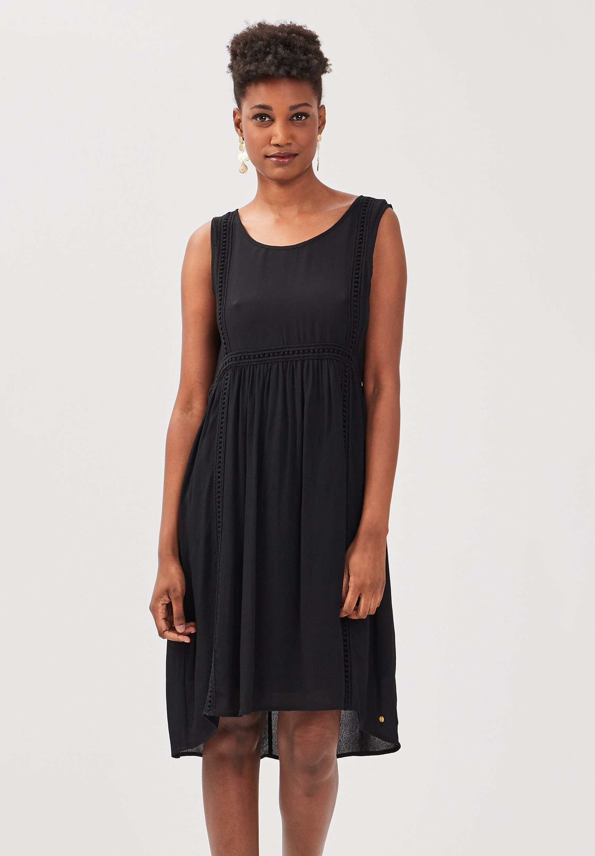 BONOBO Jeans Freizeitkleid - noir | Damenbekleidung 2020