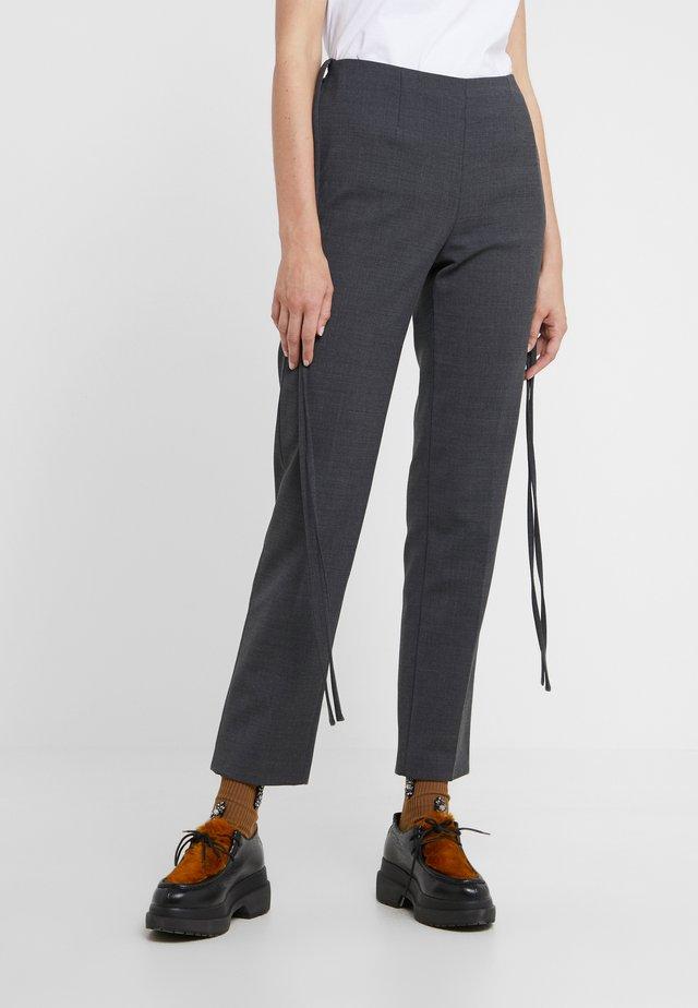 Pantaloni - grey melange