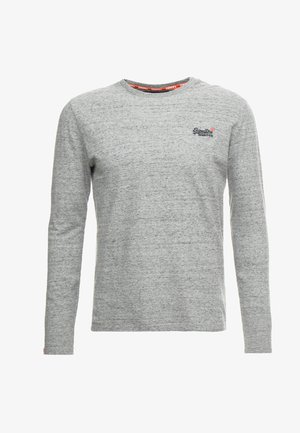 ORANGE LABEL VINTAGE TEE - Long sleeved top - flint grey grit
