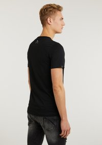 CHASIN' - Print T-shirt - black - 1