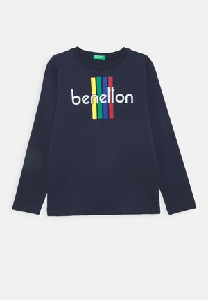 BASIC BOY - Maglietta a manica lunga - dark blue