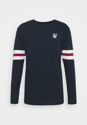 TOURNAMENT LONG SLEEVE - Long sleeved top - dark blue