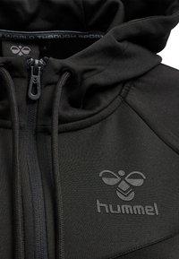 Hummel - HMLAGUNA - Training jacket - black - 3
