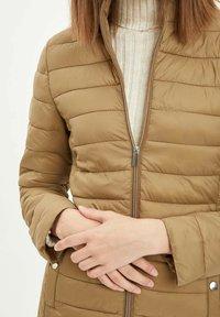 DeFacto - Winter jacket - beige - 5