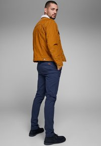 Jack & Jones - MARCO BOWIE - Chinos - navy - 2