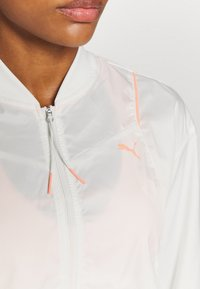 Puma - TRAIN PEARL JACKET - Training jacket - marshmallow - 7