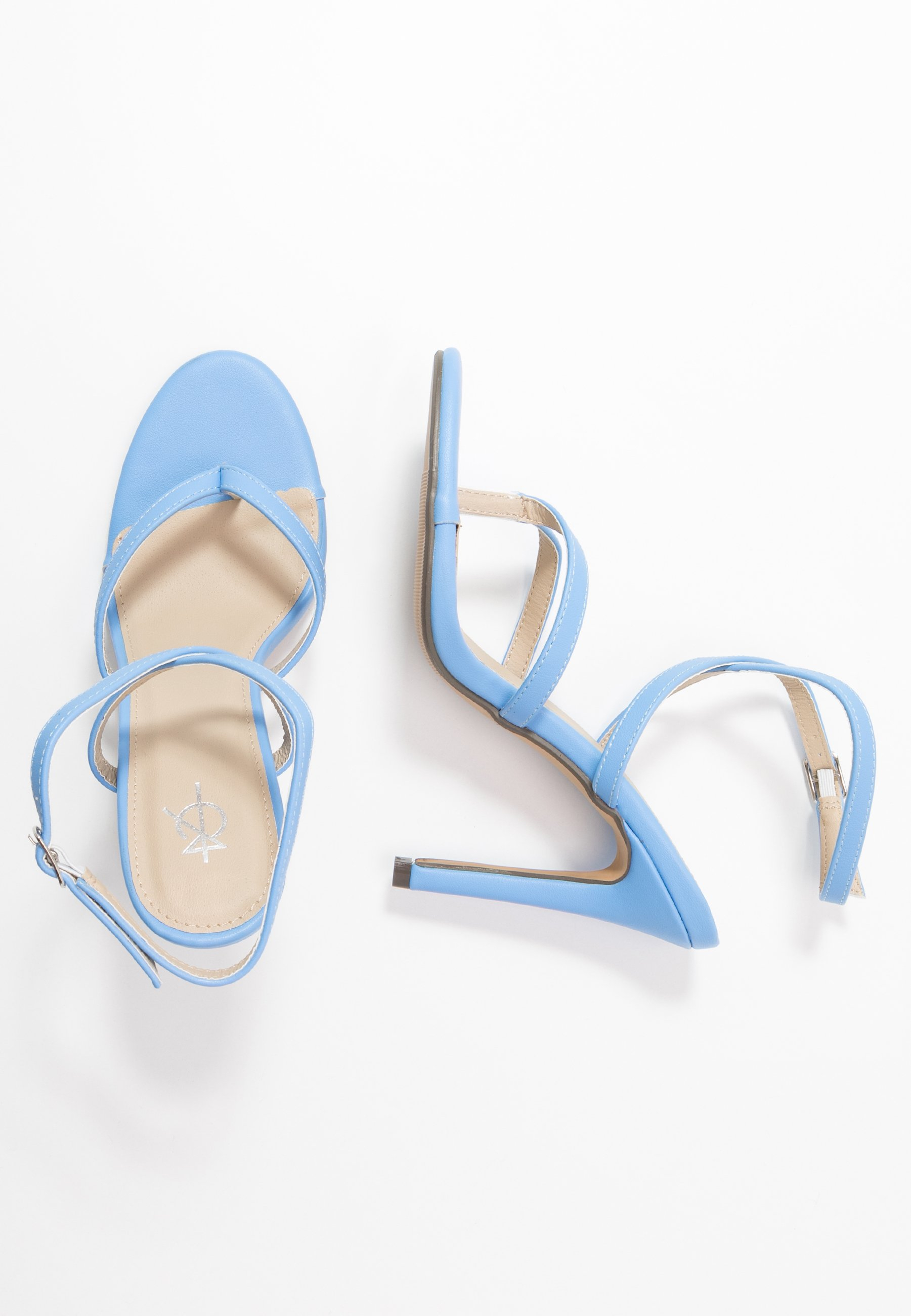 4th & Reckless - PENNY - High heeled sandals - blue