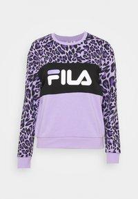Fila - LEAH - Sweatshirt - sand verbena/black - 4