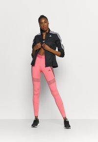 adidas Performance - Tights - hazy rose/black - 1