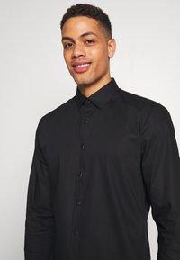OLYMP - OLYMP NO.6 SUPER SLIM FIT  - Kostymskjorta - schwarz - 5