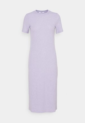 ONLZOE MIDI DRESS  - Jumper dress - purple heather