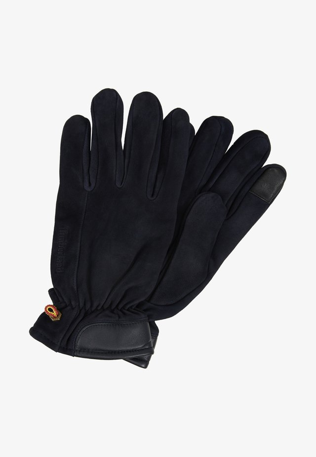 GLOVE TOUCH TIPS - Guanti - peacoat