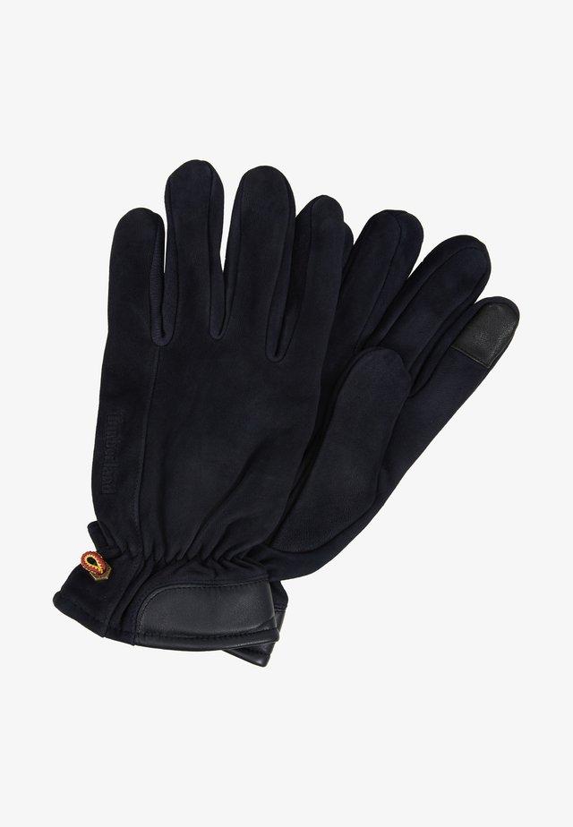 GLOVE TOUCH TIPS - Handsker - peacoat