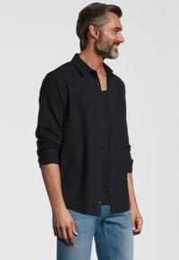 Scotch & Soda - OXFORD - Shirt - black - 2