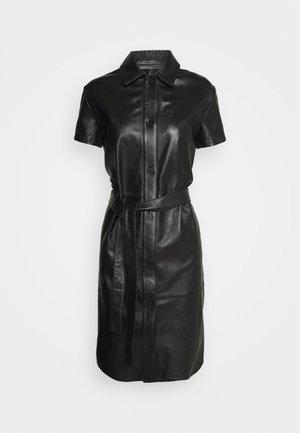 LAMIAS - Košilové šaty - black