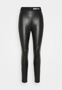 HUGO - HONATI - Leggings - black - 3