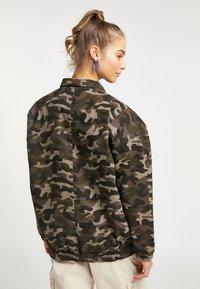 myMo - Summer jacket - olive - 2