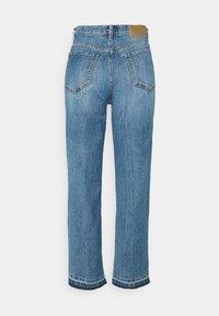 Pinko - MADDIE MOM - Straight leg jeans - blue denim - 1