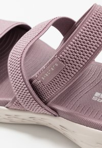 Skechers Performance - ON-THE-GO 600 FLAWLESS - Vaellussandaalit - light mauve - 5