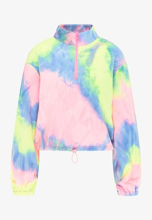 Sweater - pink mehrfarbig