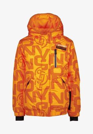 TAIYO - Winter jacket - neon orange