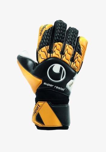 Goalkeeping gloves - schwarz/fluo orange/weiß