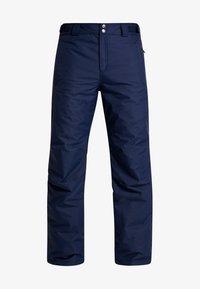 Columbia - BUGABOO PANT - Zimní kalhoty - collegiate navy - 5