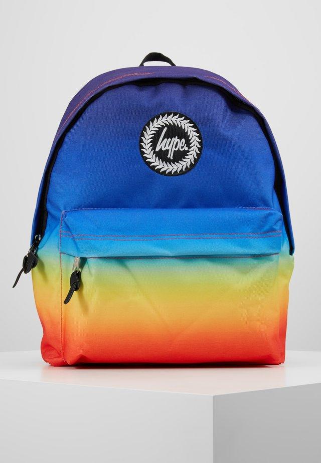 BACKPAC RAINBOW FADE - Rygsække - multi-coloured