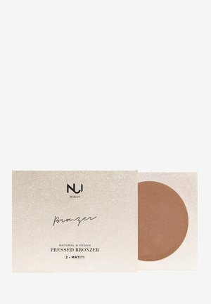 NATURAL PRESSED BRONZER - Bronzer - 2 matiti