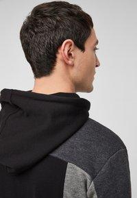 Q/S designed by - Zip-up sweatshirt - black - 4