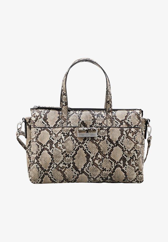 TALK DIFFERENT - Handbag - beige