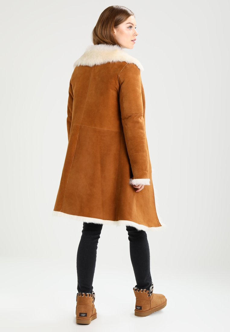 Cheapest Women's Clothing UGG VANESA TOSCANA COAT Winter coat chestnut hJ408H30l