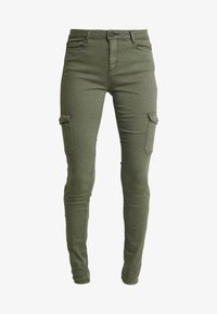 edc by Esprit - Jeans Skinny Fit - khaki green - 3