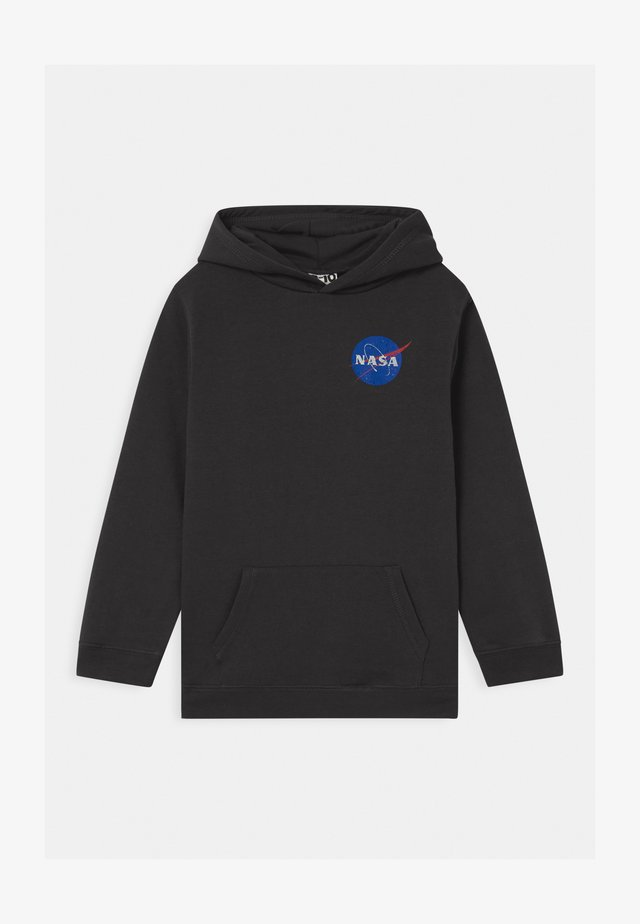 NASA LICENSE HOODIE - Felpa - black