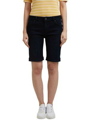 Denim shorts - blue rinse