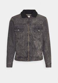 DENNIS JACKET - Denim jacket - dark grey