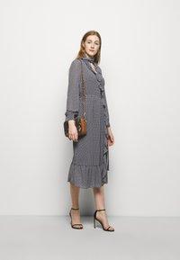 MICHAEL Michael Kors - MINI BICOLOR SET - Day dress - blue - 1