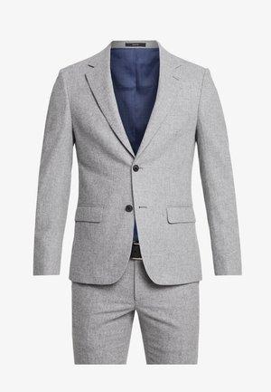 COHLE SLIM SUIT SET - Kostym - grey