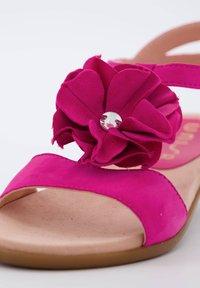 Unisa - Sandals - pink (315) - 5