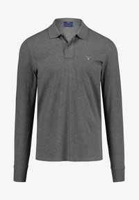 GANT - THE ORIGINAL RUGGER - Polo shirt - grey - 0