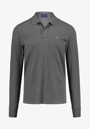 THE ORIGINAL RUGGER - Polo - grey