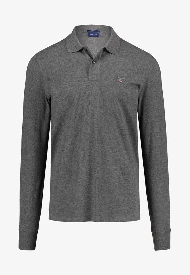 THE ORIGINAL RUGGER - Poloshirt - grey