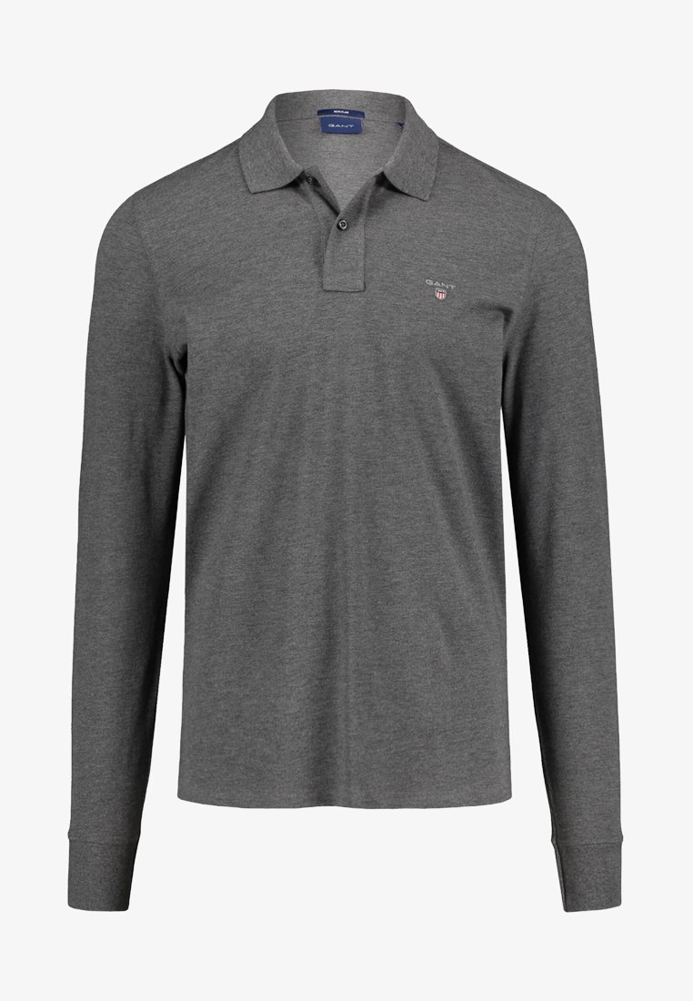 GANT - THE ORIGINAL RUGGER - Polo shirt - grey