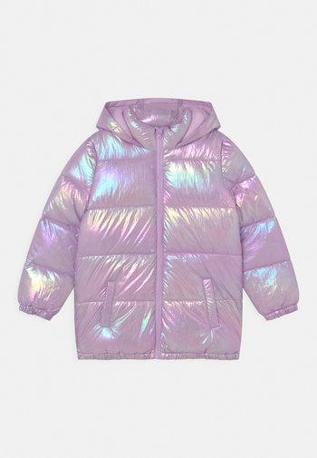 FRANKIE PUFFER - Winter coat - purple metallic