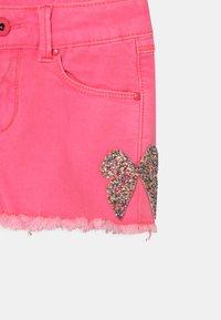 Billieblush - Denim shorts - pink - 2